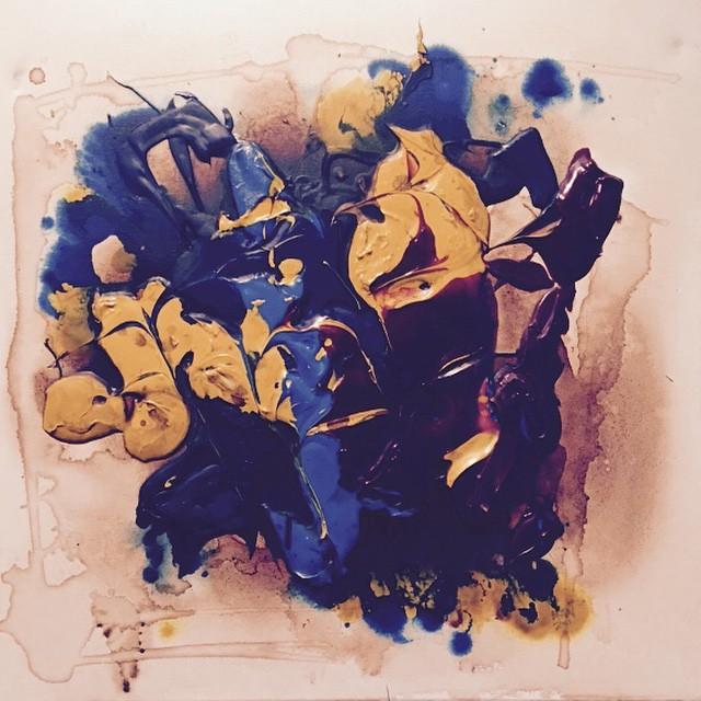 Lee Brain Spångbergs utställning Tre Kronor